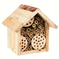 SheilaShrubs.com: Bee Habitat - Wall Mounted 5BH015 by Evergreen Enterprises: Bug Houses