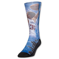 For Bare Feet Los Angeles Clippers NBA Blake Griffin Storm Crew Socks