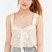 Rachel Antonoff Emily Top- Honey