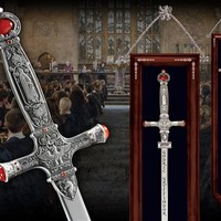 The Godric Gryffindor Sword at noblecollection.com