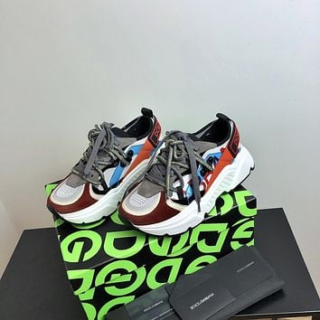 D&G  Woman's Men's 2020 New Fashion Casual Shoes Sneaker Sport Running Shoes0423xf