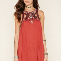 Embroidered Cami Dress | Forever 21 - 2000176405