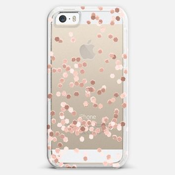 LIMITED EDITION ROSE GOLD TRANSPARENT by Monika Strigel for iPhone 6 iPhone 5s case by Monika Strigel | Casetify