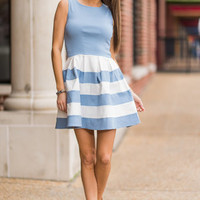 For Your Benefit Dress, Serenity