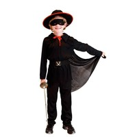 Kids Zorro Halloween Costume