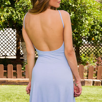 Dear Jo Dress - Periwinkle