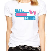 Expecting A Baby - We're Expecting - Maternity Clothes - Baby Bump - Maternity Shirt - Baby Announcement - Pregnancy Shirt - Pregnant Shirt