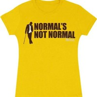 Fox House M.D. Normal's Not Normal Juniors Tee - House - | TV Store Online