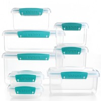 Martha Stewart Collection 16-Piece Food Storage Container Set - Kitchen Gadgets - Kitchen - Macy's