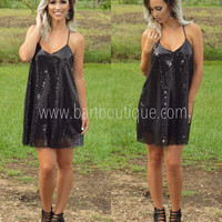 Vegas Nights Sequin Dress