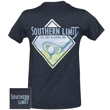 Southern Limits Tee Off Game On Golf Unisex T-Shirt
