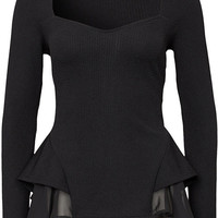 Structured Jersey Top, Notion 1.3