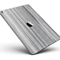 "Textured Gray Dyed Surface Full Body Skin for the iPad Pro (12.9"" or 9.7"" available)"