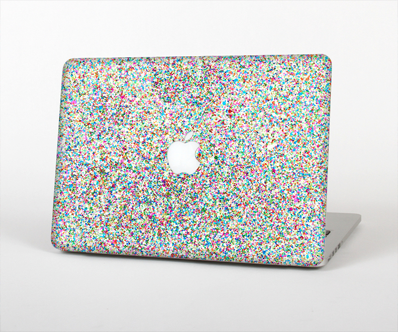 """Image of The Colorful Small Sprinkles Skin Set for the Apple MacBook Pro 13""""   (A1278)"""