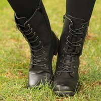 Ready For Combat Boots