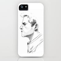 Castiel iPhone Case by ArtisticCole   Society6