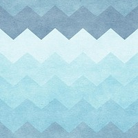Chevron Waves Wallpaper