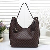 Louis Vuitton LV Women Fashion Leather Handbag Shoulder Bag Satchel