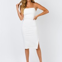 Kiana Midi Dress | Princess Polly
