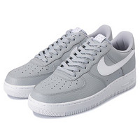 NIKE AIR FORCE 1 '07 New Fashion Running Casual Sports Women Men Sneakers Shoes Gray