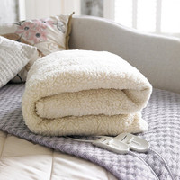 Single Fleecy Fitted Electric Blanket in throws and blankets at the home of creative kitchenware, Lakeland
