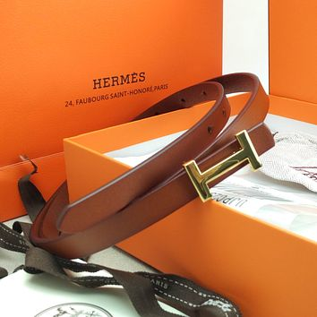 Hermes fashion ladies business all-match decoration with skirt belt
