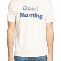 Project Social T 'Good Morning' Graphic Crewneck T-Shirt | Nordstrom