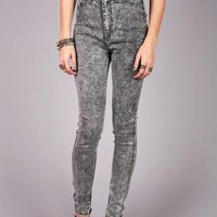 Ashes to Ashes Skinnys | High Rise Jeans at Pink Ice