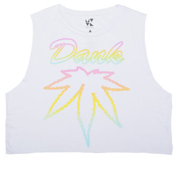 Dank Crop Muscle Tank