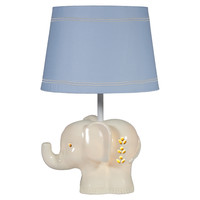 Elephant Lamp with Night Light by LampStoreOriginals