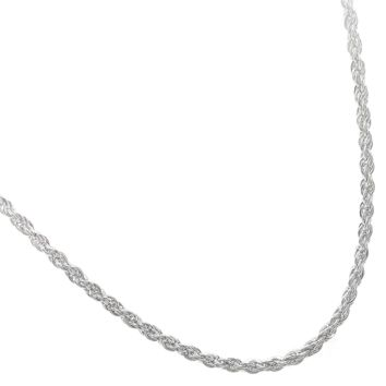 20 inch Stainless Steel Rope Chain