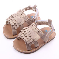 Tiny Baby Shoes | Little Pocahontas Sandals