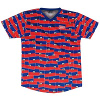 Ultras Haiti Party Flags Soccer Jersey