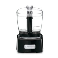 Cuisinart® Elite Collection 4-Cup Food Processor in Black