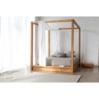 MASH Studios PCH Canopy Bed - Platform Beds - Beds - Category