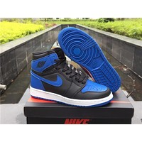 Air Jordan 1 Retro High Og Royal Basketball Shoes For Women And Man