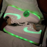 Nike Air Force 1 Low Men's and Women's Sneakers Shoes
