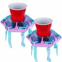 Jellyfish Beverage Boats 2-Pack