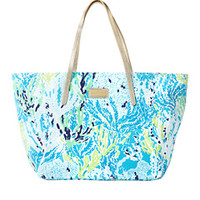 Resort Tote - Let's Cha Cha - Lilly Pulitzer