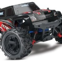"""Traxxas 76054 Latrax Teton 4wd Monster Truck (1/18 Scale) """"Colors May Vary"""""""