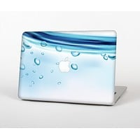 The Vivid Water Layers Skin for the Apple MacBook Air 13""