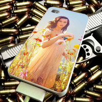 Katy Perry for iPhone 4/4s/5/5s/5c/6/6 Plus Case, Samsung Galaxy S3/S4/S5/Note 3/4 Case, iPod 4/5 Case, HtC One M7 M8 and Nexus Case ***