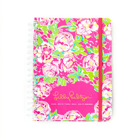 Lilly Pulitzer Large Agenda - Lilly Lovers