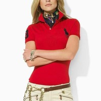 Hot Sale Ralph lauren WOMEN Polo Shirt 100% COTTON TOP