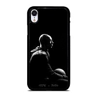 KOBE BRYANT IN MEMORIAM iPhone XR Case