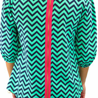 Backyard Barbeque Blouse