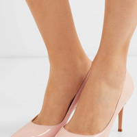 Gianvito Rossi - 85 patent-leather pumps