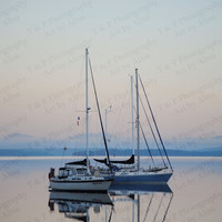 Sailing photo, sailboat photo, nautical, ocean photo, photography, wall art, 8 x 10 or CUSTOM, fine art gift, home decor, ENLARGEMENTS