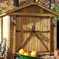 Space Maker 8'x12'  Storage Shed With Window