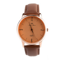 Great Deal Trendy Ladies Casual Quartz Watch = 4815243332